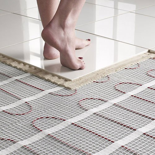 elliot electrical service conserving energy check underfloor heating